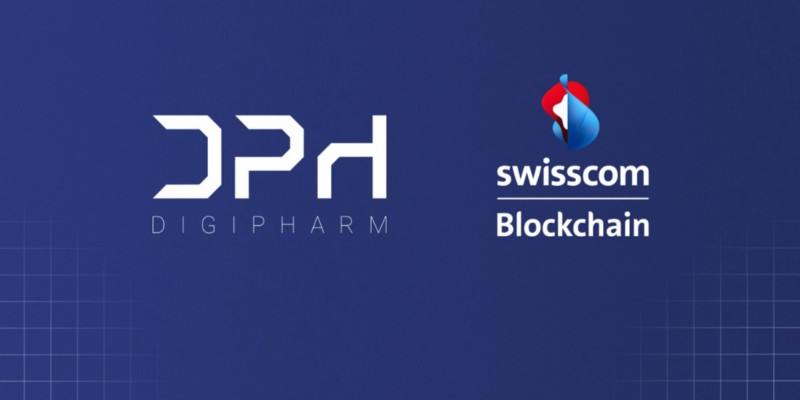 Digipharm Announces Partnership with Swiss Blockchain Giant, Swisscom