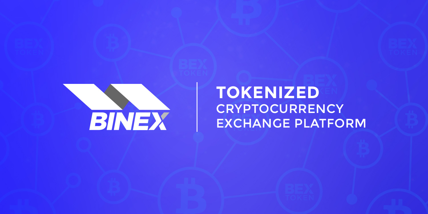 BINEX.TRADE – New Cryptocurrency Exchange Sharing Revenue