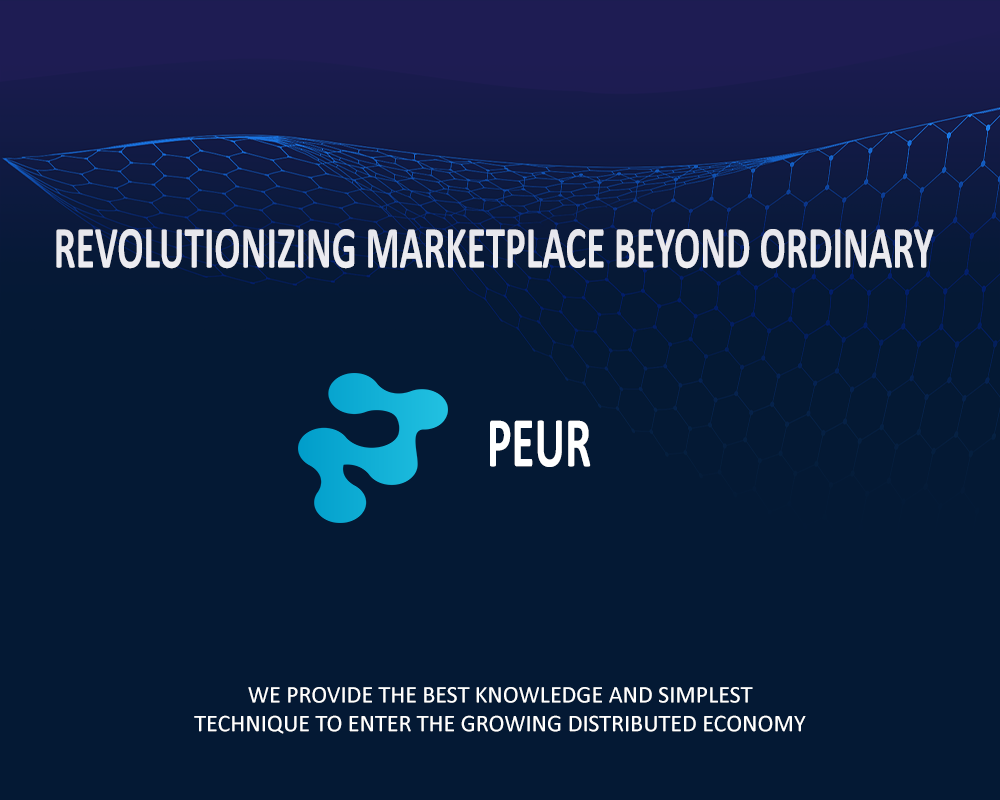 Peur: A Reliable Solution to E-commerce Problems Launches their  Token Event