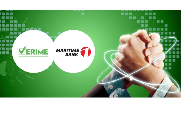 Maritime Bank Chooses VeriME as its Verification Partner