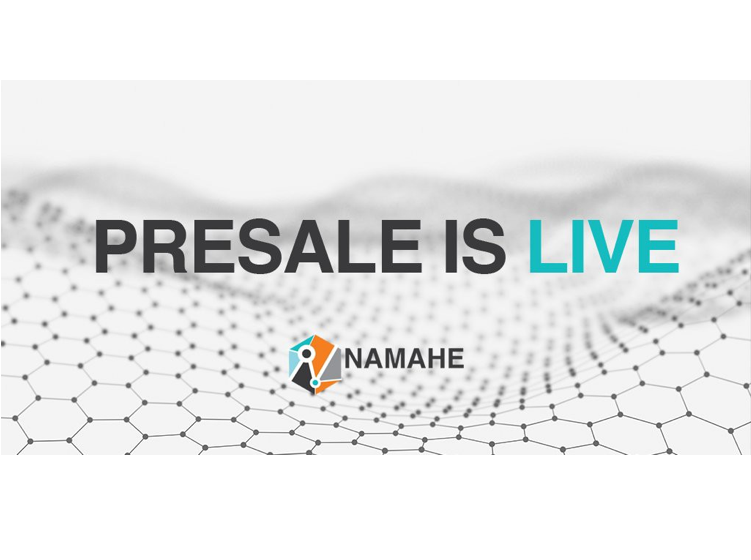 Namahe leverages A.I. to power up their blockchain