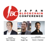 Leading Professionals in the Blockchain Industry will  Come Together at the Japan Blockchain Conference 2018
