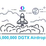 Digitex Releasing Exchange to the Top 5000 on Waitlist with 5M DGTX Airdrop!