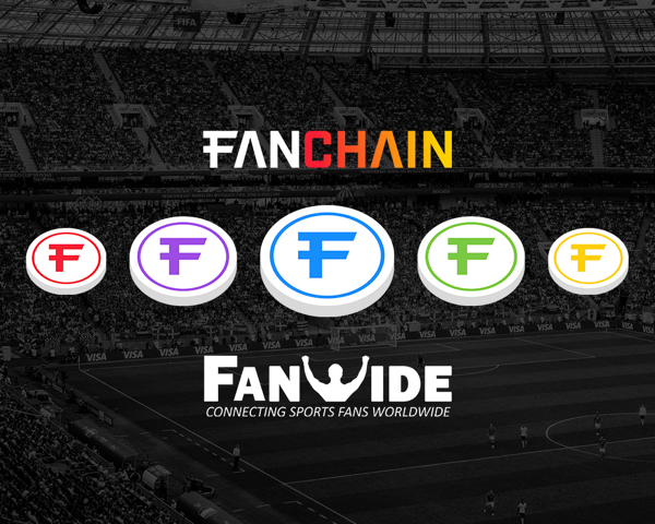 FanChain Becomes Official Cryptocurrency of FanWide, the World's Largest Fan Club Network