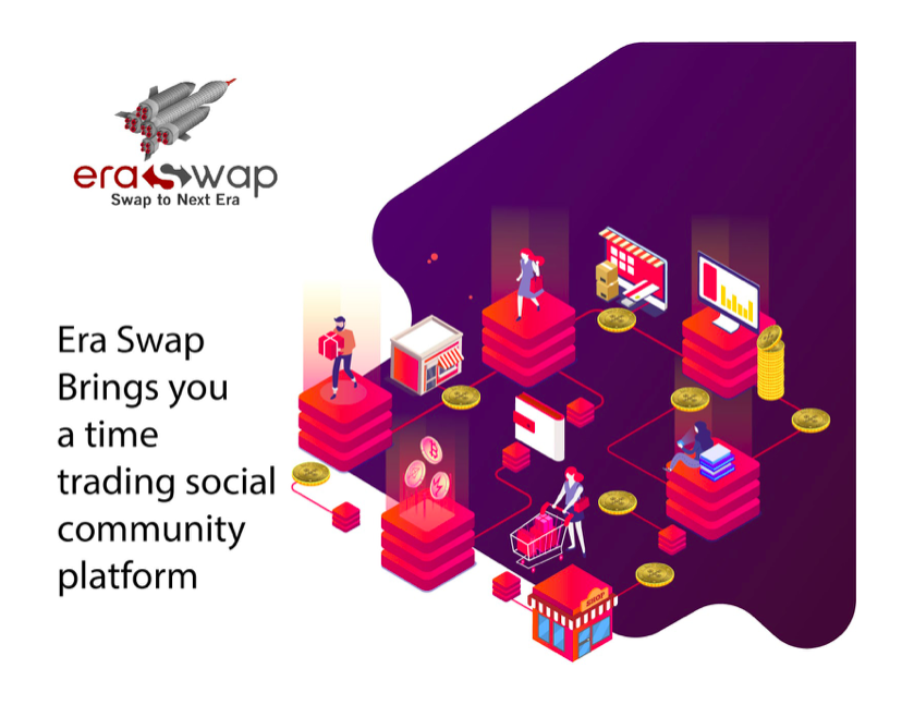 Blockchain-Based P2P Global Marketplace Era Swap to Establish a Valuable Ecosystem for the Digital Sharing Economy