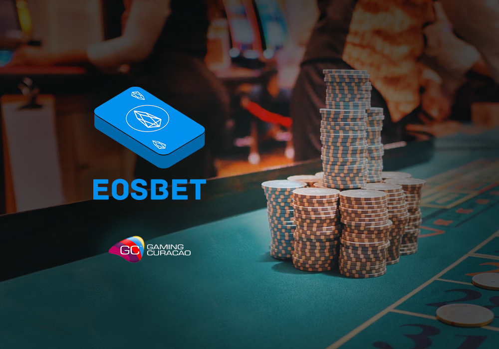 EOSBet Becomes First Licensed On-Chain Blockchain Casino