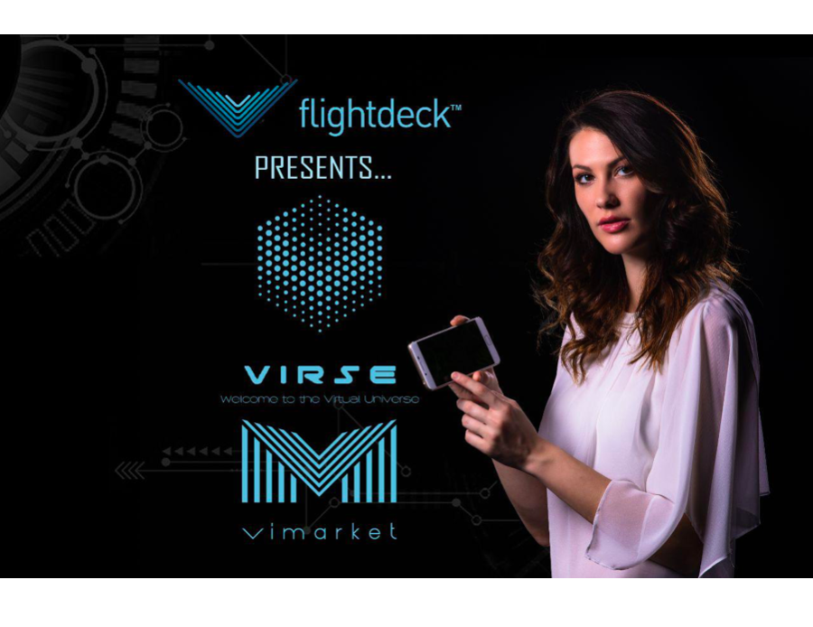 "ViMarket.io Expands, Rebrands and Reinvents; Welcome to Virse TM, ""Connecting the Virtual Universe"", and the ViR Token"
