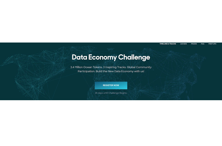 Ocean Protocol Launches Global Data Economy Challenge With 3.4 Million Token Reward