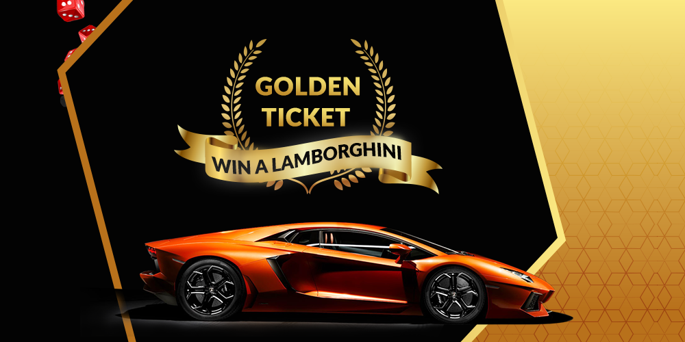 Leading Bitcoin Faucet FreeBitco.in Offers Lamborghini Prize in Golden Ticket Contest