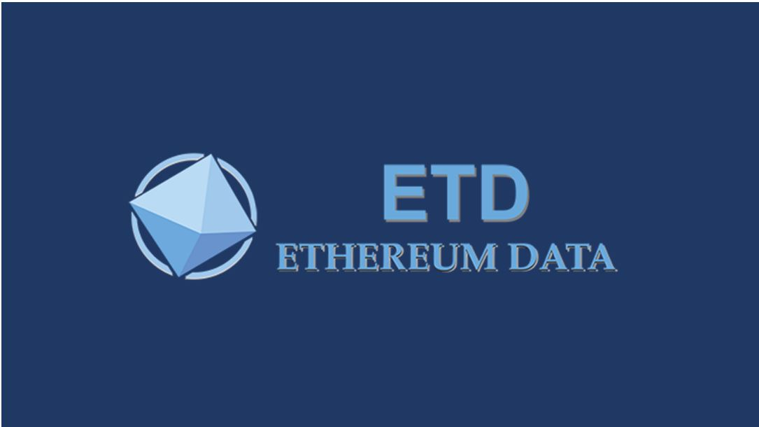 Ethereum Data(ETD) Platform Offers Energy Efficiency and Low Cost with Unique Consensus Mechanism