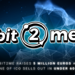 Bit2Me Raises 5 Million Euros as Phase One of ICO Sells Out in Under 60 Seconds